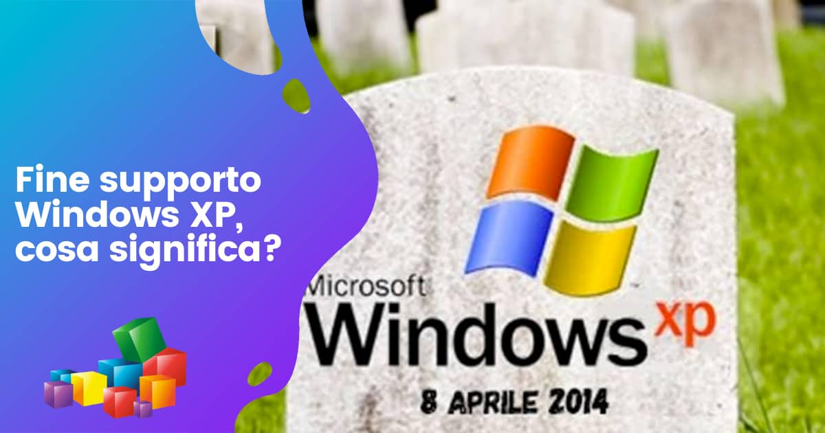 fine supporto windows xp